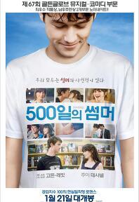 500일의 썸머 포스터