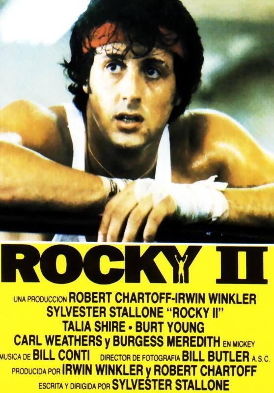 록키 2 (Rocky II, 1979)