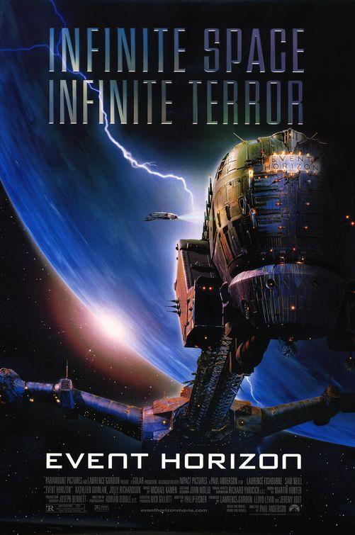 이벤트 호라이즌 (Event Horizon, 1997)